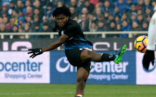 Kessie dreaming of Manchester United move