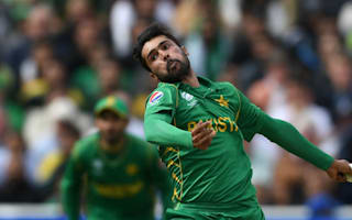 Pakistan hopeful over Amir fitness