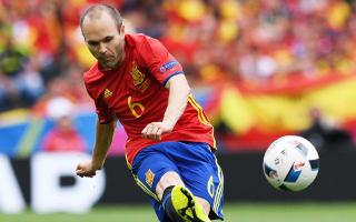 Spain won 'our way' - Iniesta