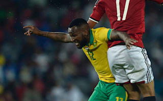 Makola gives South Africa friendly win over Egypt