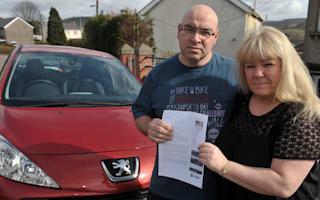 Motorist refuses to pay fine after making simple mistake