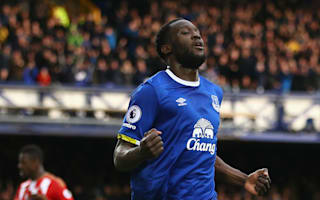 Mignolet says Lukaku 'has all the ability' ahead of crunch derby
