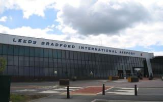 Plane crash at Leeds airport causes delays