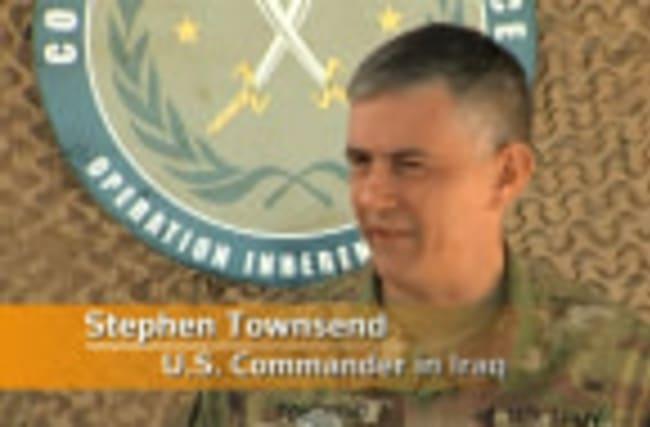 Mattis pledges continued support of Iraqi army