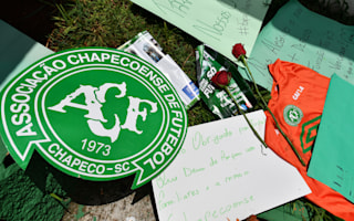 Saint-Etienne don jerseys with Chapecoense badge