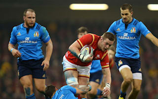 Wales owed it to the fans - Lydiate after Italy romp
