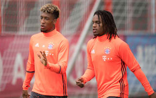 Sanches, Coman & Kimmich the future of Bayern - Rafinha