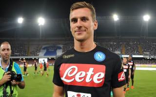 Napoli complete Milik deal