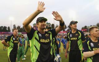 Watson: Pressure is on India