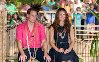 Kate and William's Solomon Islands love nest where 'anything goes'