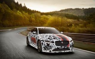 Jaguar pulls covers off XE SV Project 8