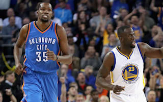 Green: Warriors team spirit key to recruitment of Durant