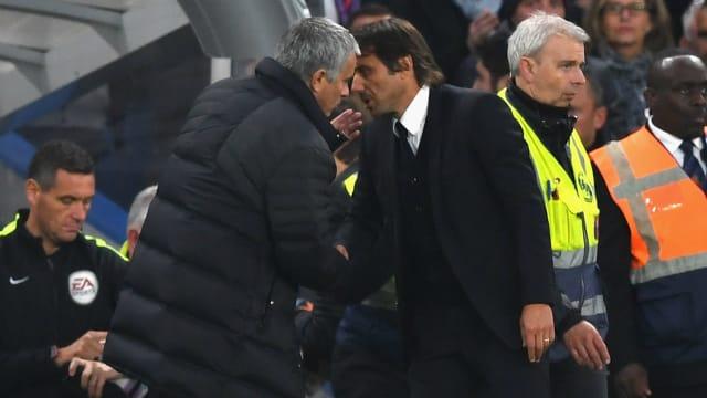 Conte praises Costa's 'great discipline'