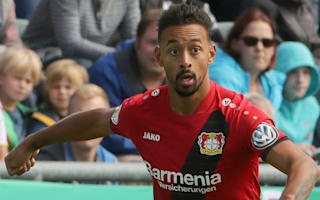 Leverkusen's Bellarabi to undergo groin surgery