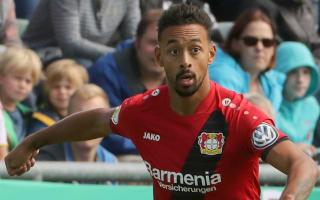 Leverkusen's Bellarabi to undergo groin surgery