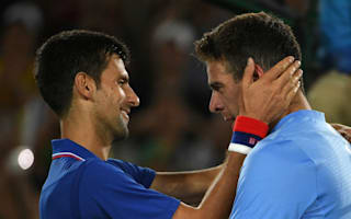 Win over Djokovic restored Del Potro's belief