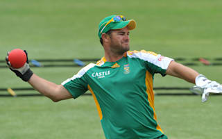 Boucher to work with Proteas coaching team