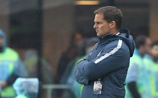 De Boer waits in the Eagles' wings: Can the Dutchman improve on Allardyce, Pardew and Pulis?