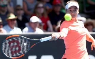 Davis claims maiden WTA title
