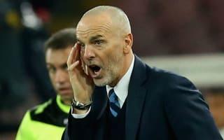 Pioli laments Inter's 'step backwards'