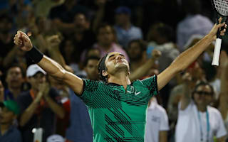 Federer thrilled to beat Kyrgios as he attempts to conquer Nadal