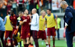 Lazio sack Pioli after Rome derby defeat