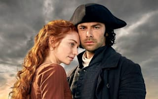 Poldark returns with life and death drama - but no torso-baring