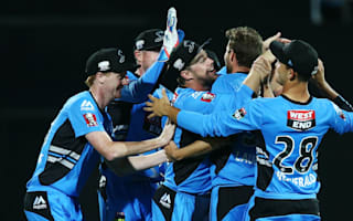 Strikers finally taste success with Sixers victory