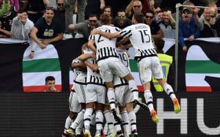 Allegri: Beating Lazio could be final step to Scudetto