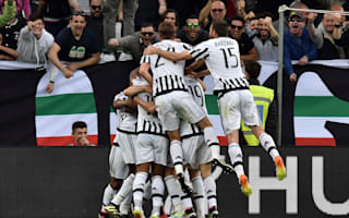 Allegri: Beating Lazio could be final step to Scudetto