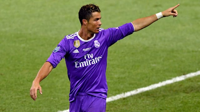 Real Madrid star Cristiano Ronaldo still dancing for joy