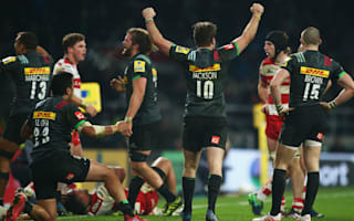 Quins hold off Gloucester fightback