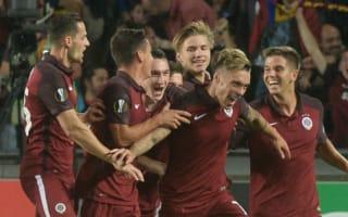 Sparta Prague 3 Inter 1: De Boer's side humbled in Europa League again