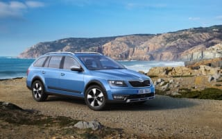 New Skoda Octavia Scout set for Geneva unveiling