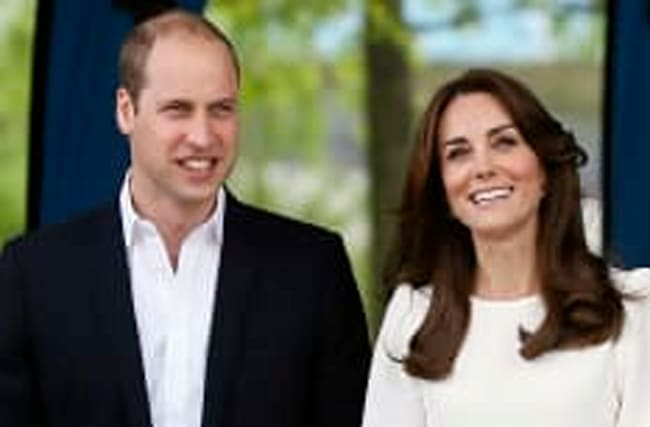 William and Kate begin Canada tour with George and Charlotte