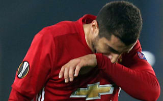 Mkhitaryan not ready for big games - Mourinho