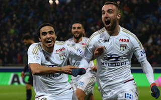 Ligue 1 Review: Lyon end PSG's unbeaten run, Monaco draw