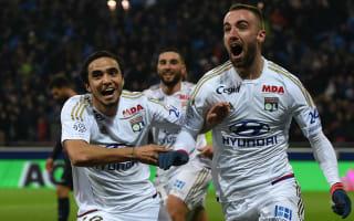 Ligue 1 Review: Lyon end PSG's unbeaten run, Monaco draw