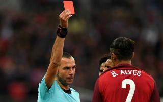 Alves apologises for horror challenge on Kane