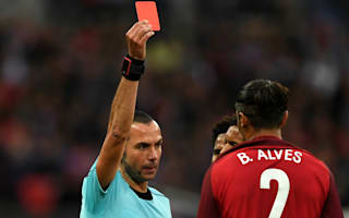 Alves apologises for horror challenge on Kane