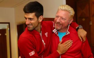 Becker not ruling out Djokovic reunion