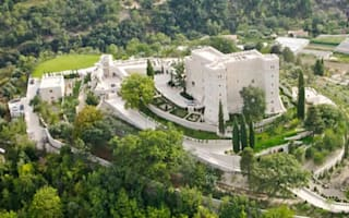 Naomi Campbell hires French castle for 45th birthday