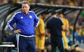 Jordan outclassed by Australia - Redknapp