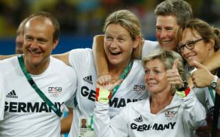 Rio 2016: Neid revels in new high for Germany women