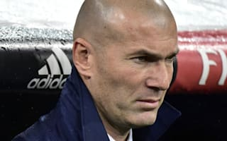 Refereeing row exaggerated because Real Madrid are involved - Zidane