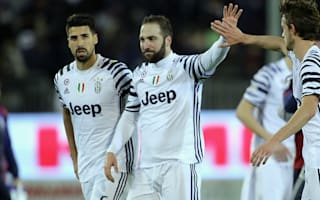 Higuain hails feel-good factor as red-hot form continues