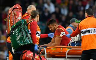 Wales scrum-half Webb facing battle to make Six Nations