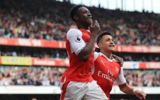 Arsenal 2 Manchester United 0: Welbeck helps end former side's 25-match unbeaten run