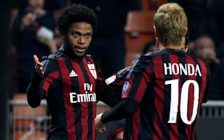 AC Milan 3 Crotone 1 (aet): Bonaventura and Niang extra-time strikes send hosts through
