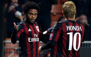AC Milan 3 Crotone 1 (aet): Bonaventura and Niang extra-time strikes send hosts through